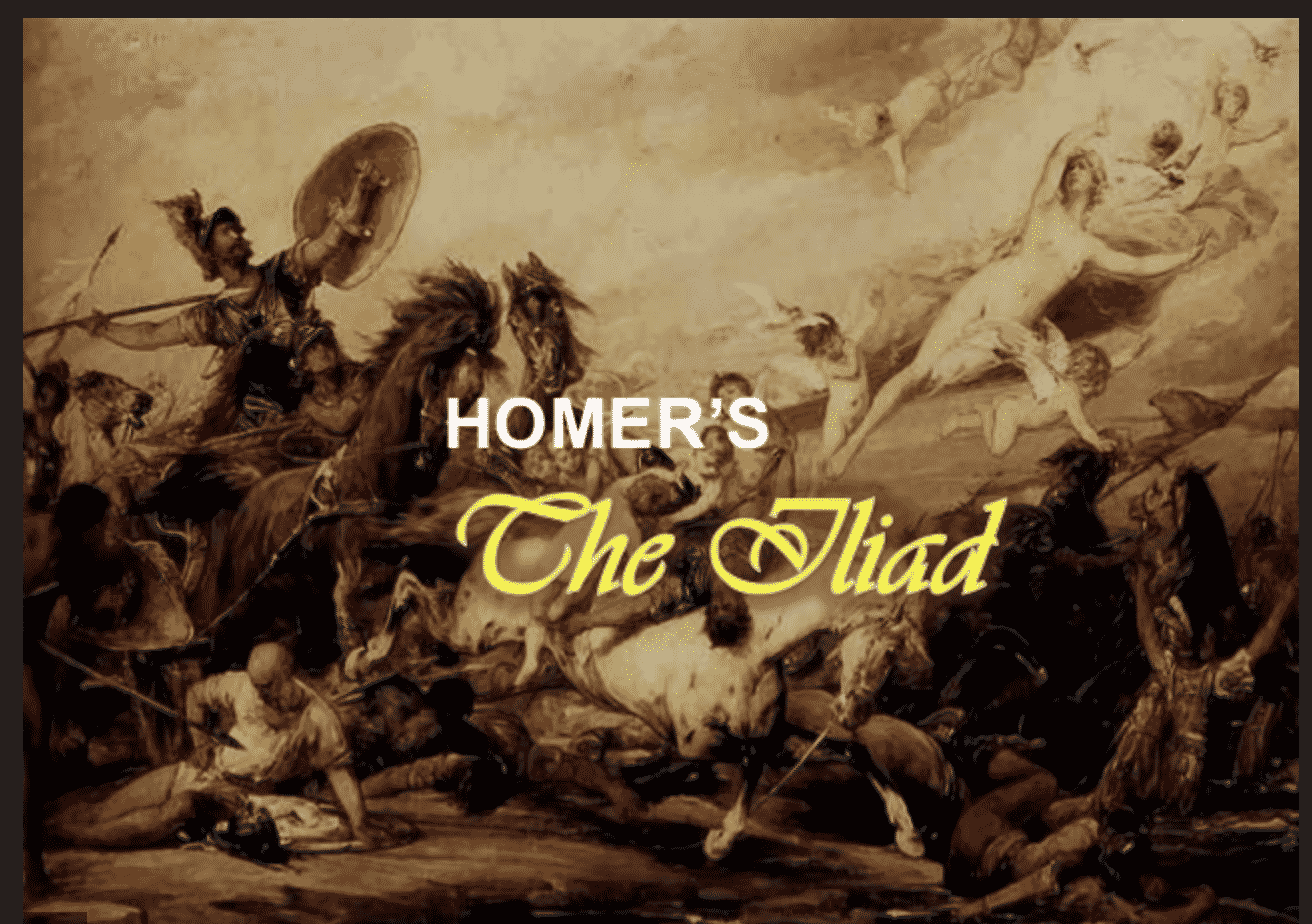 homers odyssey as a moral epic essay